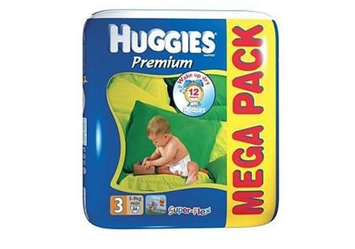 Где выгоднее всего покупать подгузники Huggies®?