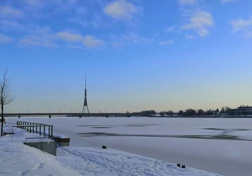Зимние бродилки: Рига историческая - Московский форштадт и квартал Спикери