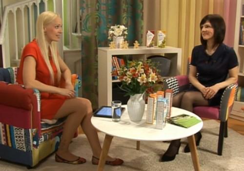 Что делать, если в организме не хватает витаминов и железа? Узнай в ONLINE-TV Māmiņu klubs