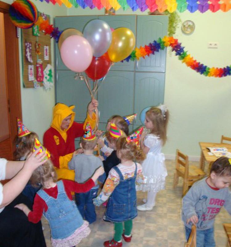 Элеонора была в гостях у деток из Дома Малютки на ул. Капселю