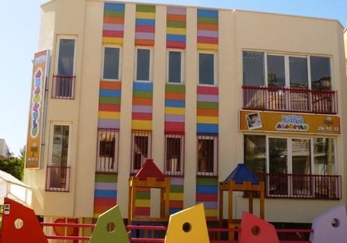 Анталия: Школа и подготовка к ней