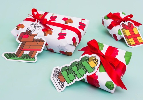 """КОНКУРС """"ПОВТОРИ"""": В ожидании праздников с LEGO"""
