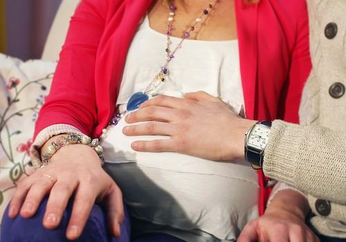 Календарь беременности: третий триместр