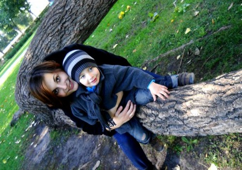 БЛОГ САБИНЫ: Семейная прогулка, цирк и ссоры
