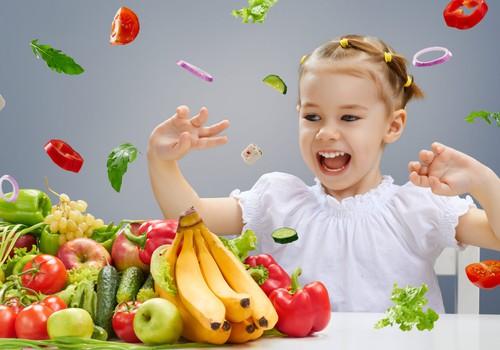 Здоровое питание для детей: полезные правила и привычки