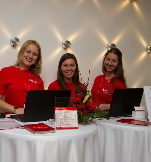 Услуги, развлечения и активности от MFD Veselības grupa во время Женского фестиваля 2 марта