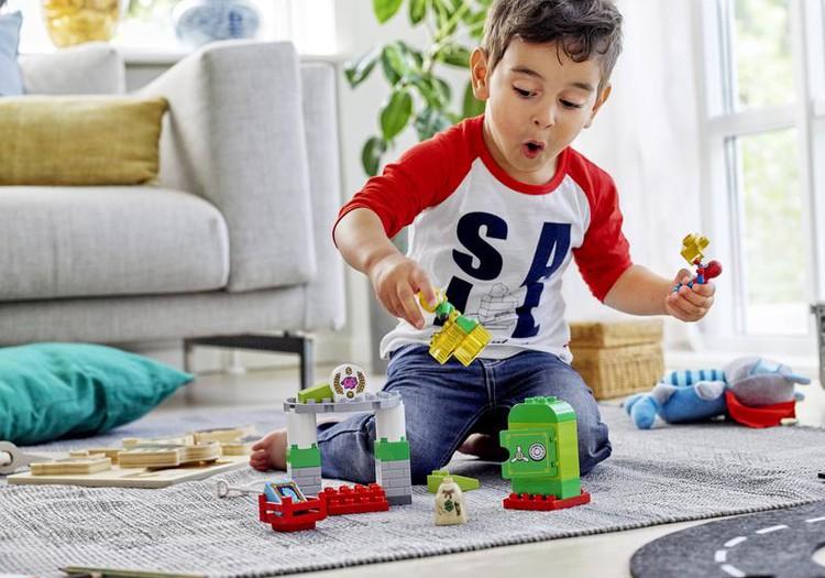 LEGO: Как и зачем развивать в ребенке радость творчества? + КОНКУРС!