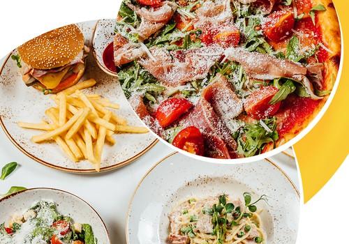 Семейные обеды в MaryMaris: любимые блюда с доставкой!