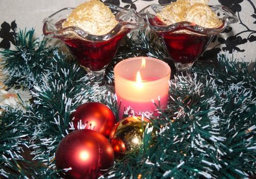 Зимний десерт пипаркукас