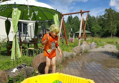 Платоновы активности: Лето, ах лето!