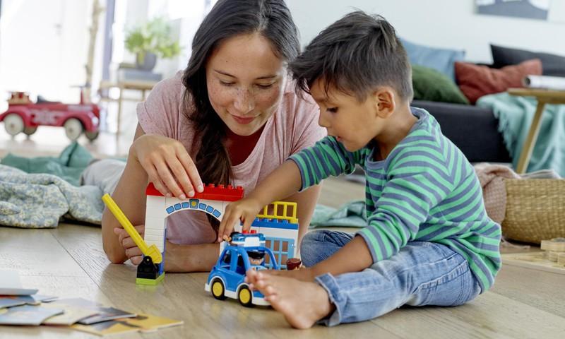 Причины, почему так важно уделять время детским играм