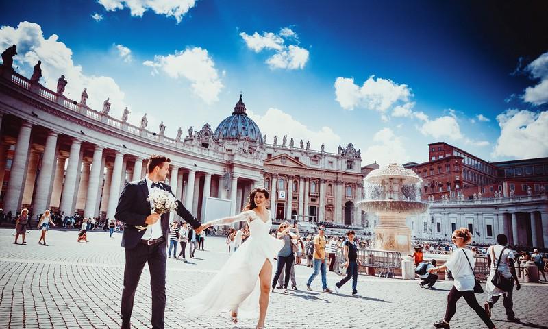 Большинство брачных договоров заключаются вскоре после свадьбы