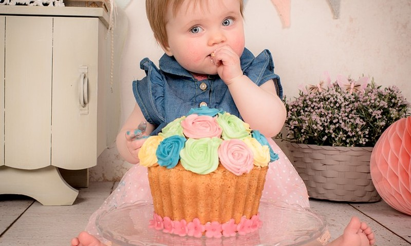 Конкурс блогов: как вы отмечали первый годик малыша?