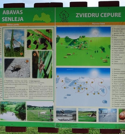 """""""Zviedru cepure"""" - отличная база отдыха для всей семьи!"""
