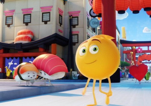 На Детском утреннике 12 и 13 августа посмотрим анимационный фильм «Эмоджи фильм»!