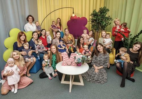 Мы сделали это: юбилейная встреча Осенних мам в Мамином клубе!