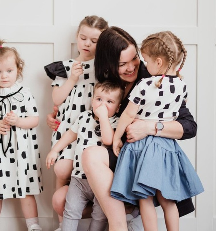 Мамин бизнес: бренд детской одежды Rock and Mouse