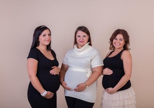 Конкурс для будущих мам на фестивале Маминого Клуба: приходите и померьтесь животиками!