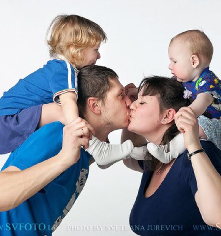 Семья! Вот то, что всегда ценно!