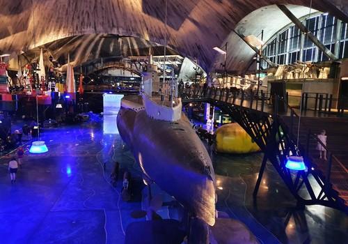 Эстония: Таллинский морской музей