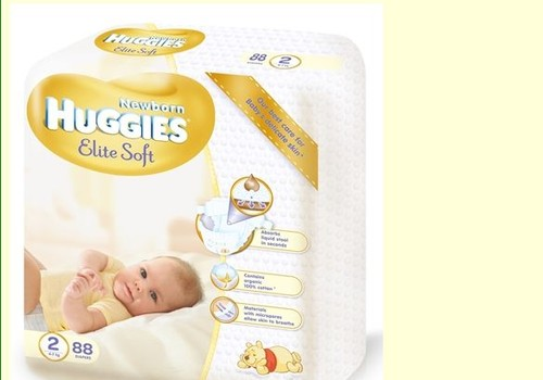 Акция на Huggies в магазине ЧибуЧабу