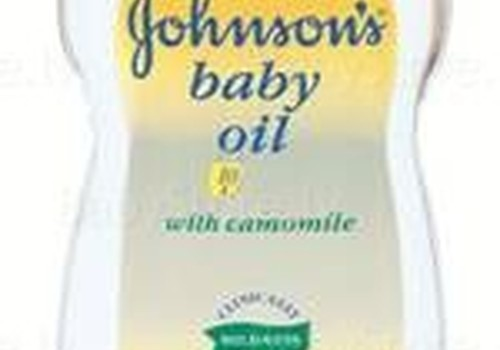 Масло JOHNSON'S® Baby надёжное, мягкое и специально созданное для кожи младенца