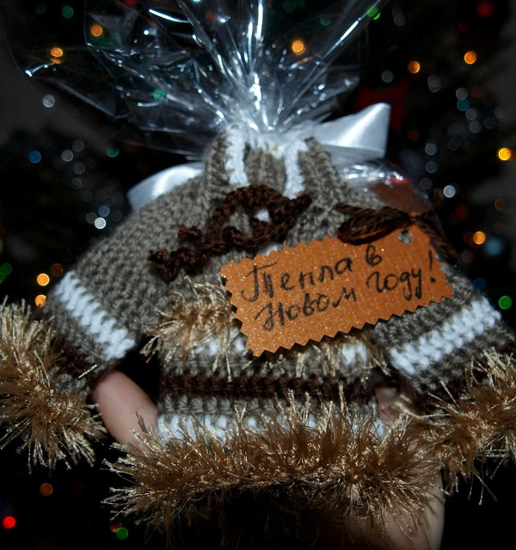 """""""Тепла в Новом году!"""" или маленькие тёплые подарочки"""