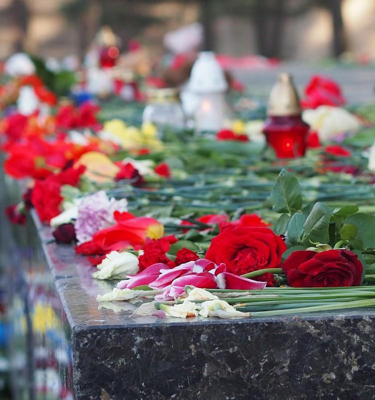 Саласпилсский мемориал