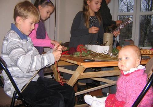 """В Резекне каждый месяц проводится """"семейная суббота"""""""