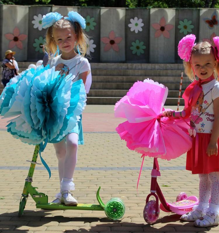 Фестиваль Маминого клуба: обычный субботний день превратился в незабываемый праздник!