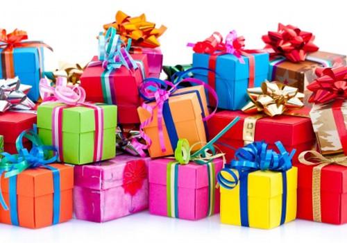 НОВОГОДЬЕ: Подарки для детей
