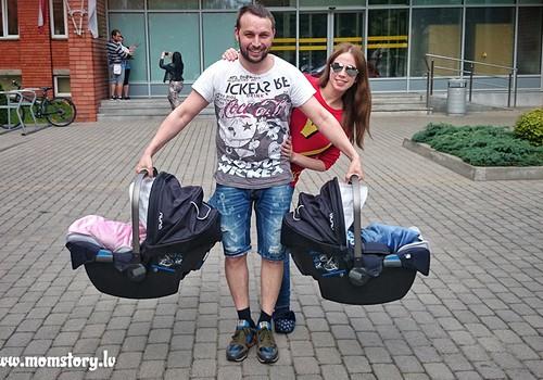 АЛИНА: Родить двойню за 30 минут