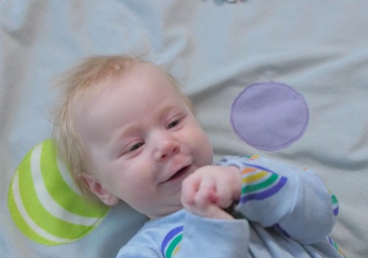 ВИДЕО: всё о развитии малыша на третьем месяце жизни