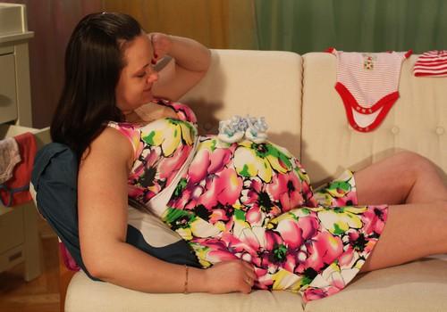 Самые распространённые проблемы со сном во время беременности