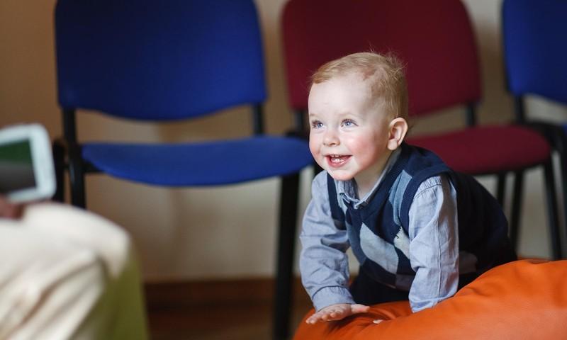 Развивающие занятия для детей в возрасте с 1 года до 2 лет