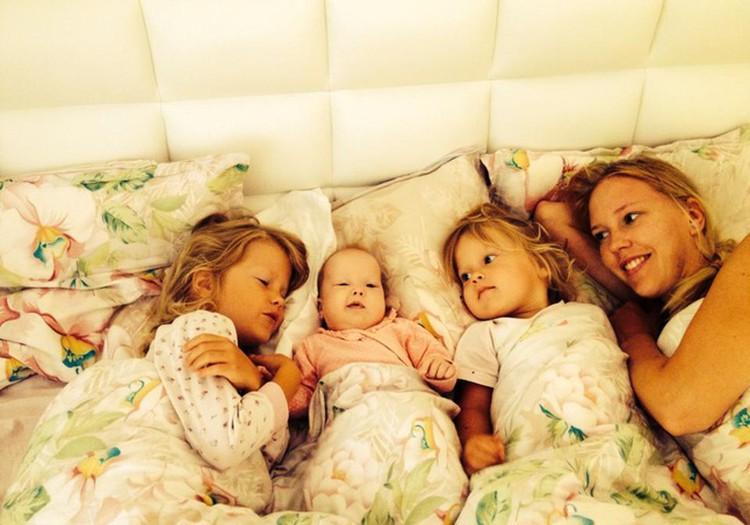 Как уложить ребенка спать: советы психолога