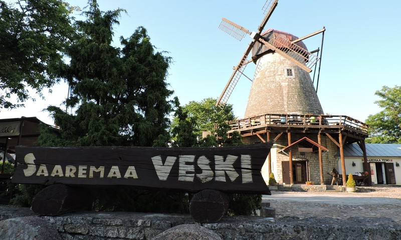 СААРЕМАА: Trahter Veski и Kodulinna Lokaal, или где отобедать в Курессааре