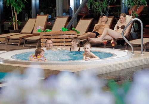Hotel Jūrmala Spa – дружелюбное место для детей