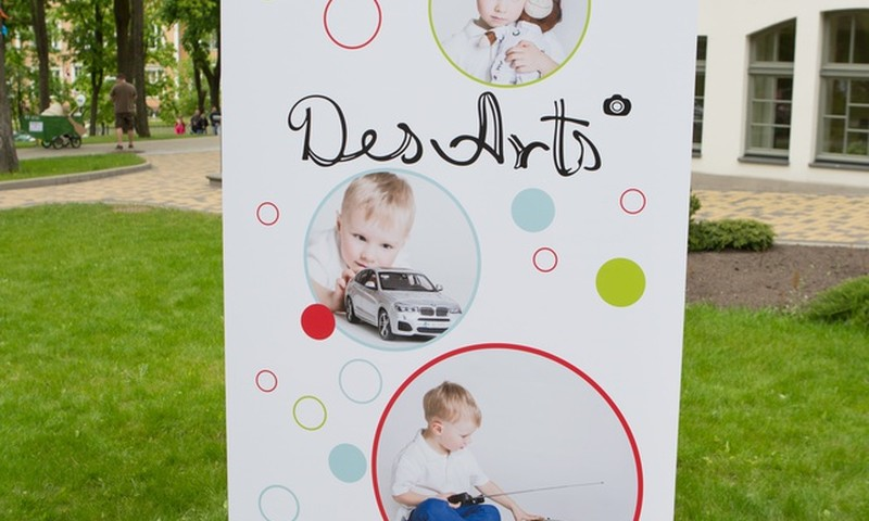 DesArts Studio запечатлила яркие моменты фестиваля Маминого Клуба