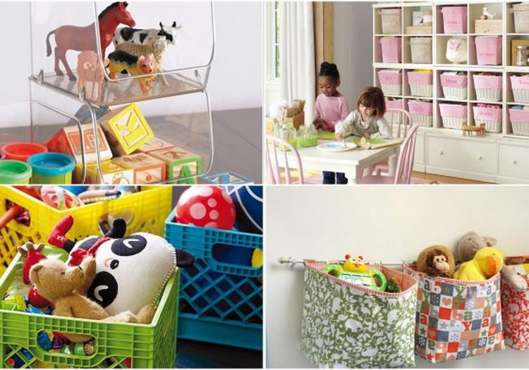 Почему игрушки - головная боль родителей и что с этим делать?
