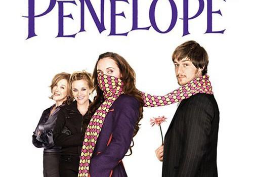 "Новогодний кинозал.""Пенелопа""(2006)"