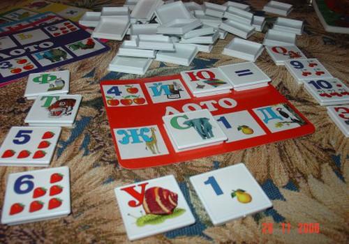 Когда учить ребенка буквам и цифрам?