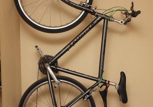 АКТУАЛЬНОЕ: Вешаем велосипеды