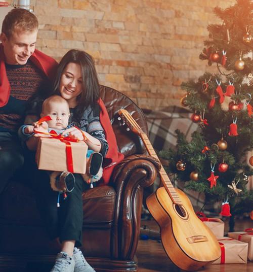 Идеи для подарков под новогоднюю ёлочку