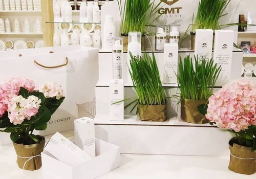 Тестируйте новые продукты GMT Beauty!