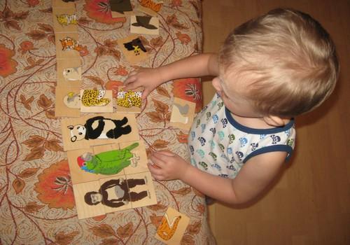 ИГРОТЕКА: HAPE Eco toys – часы, кубики, пазл