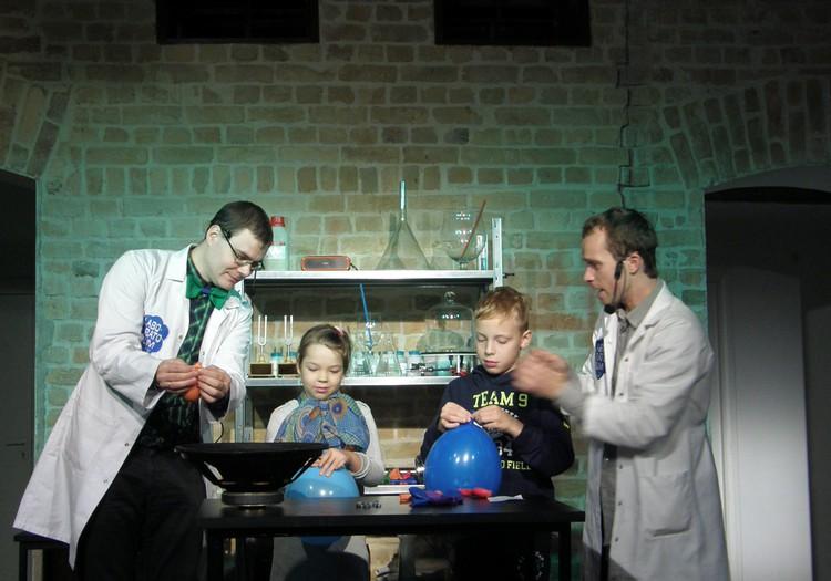 Лабораториум - это... очень интересно!!!