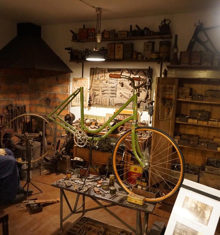 Музей велосипедов в Саулкрастах