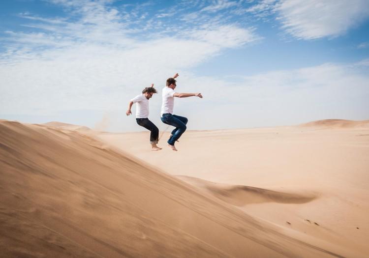 НАМИБИЯ: заключительный блог