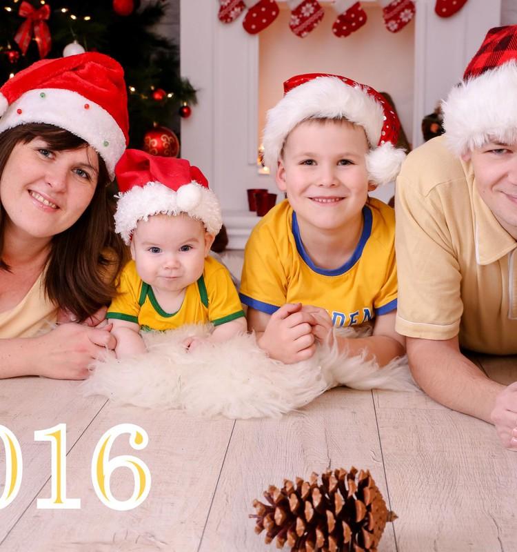 ДИСКУССИЯ: Делаете ли вы новогодние ФОТООТКРЫТКИ для самых близких??